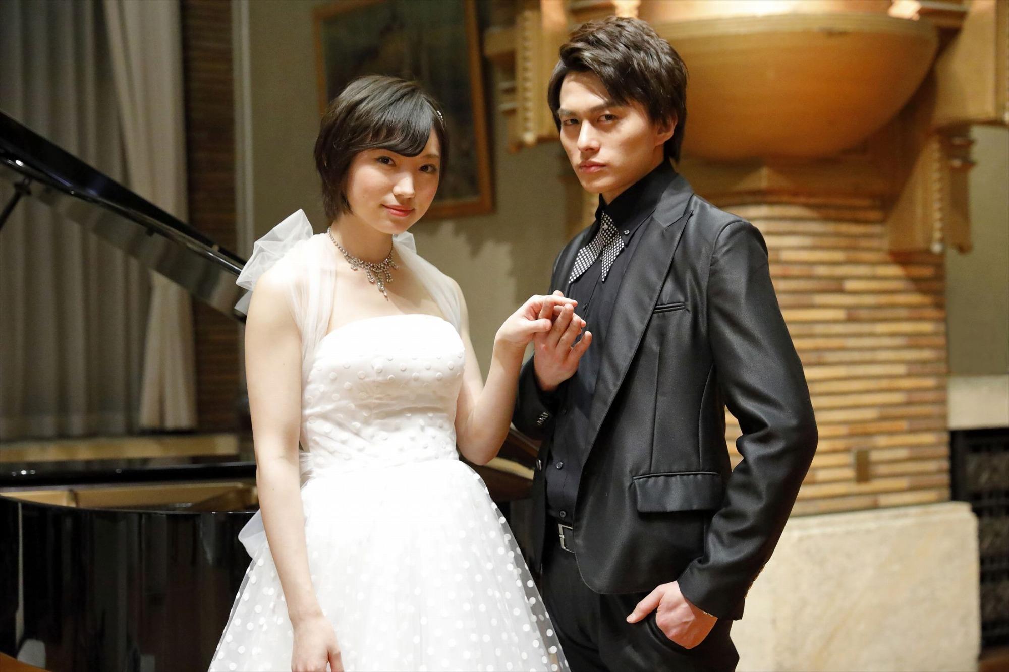 【太田夢莉】ゆーりが4/25スタートの新ドラマ「ミナミの帝王ZERO」にヒロイン役で出演