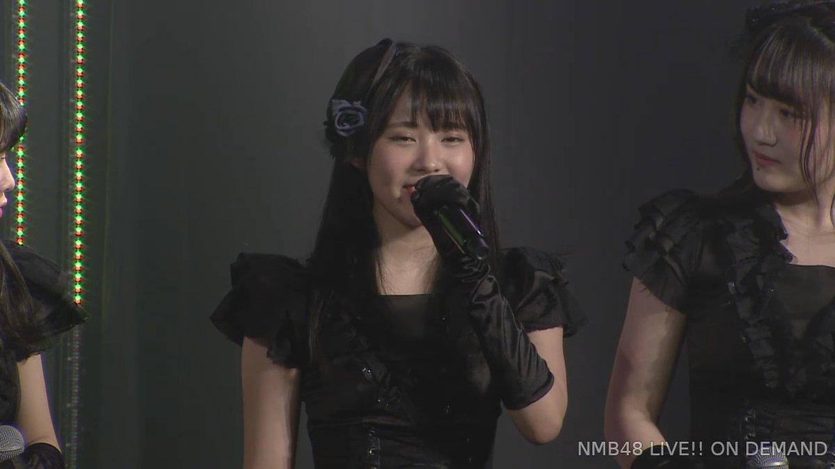 岩田桃夏がNMB48卒業を発表-002