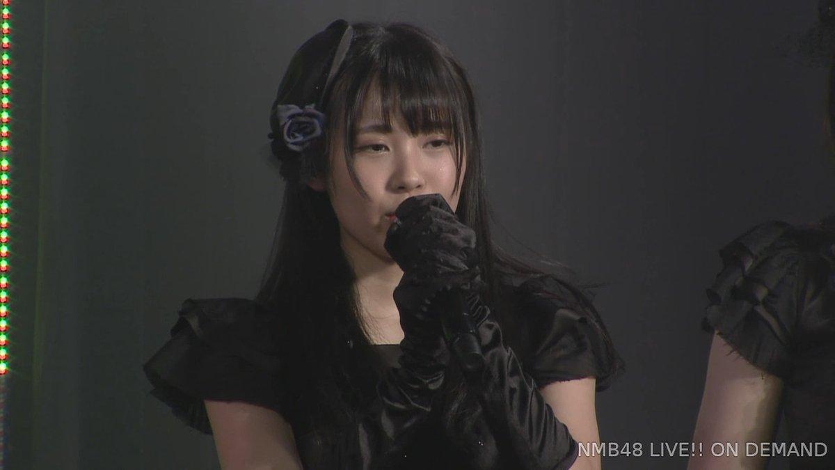 岩田桃夏がNMB48卒業を発表-004