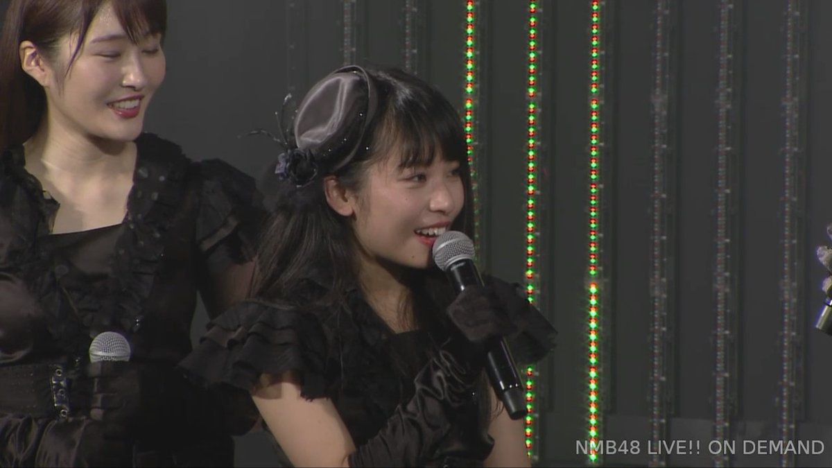 岩田桃夏がNMB48卒業を発表-007