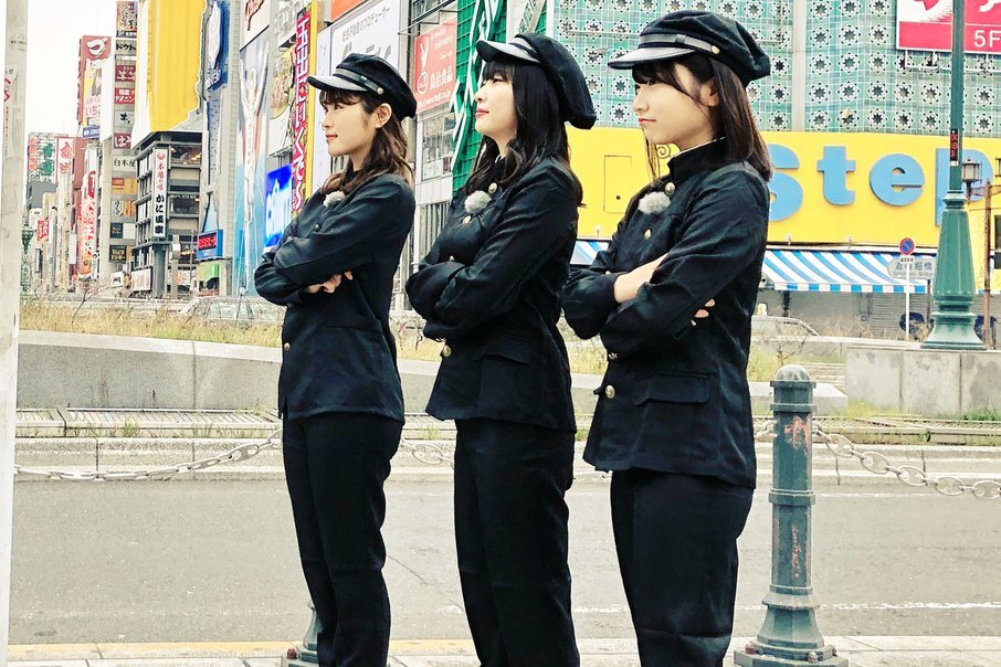 【NMB48】新YNNで4月から新企画「直進行軍!堀ノ内」。男子たるもの曲がることは許されない!