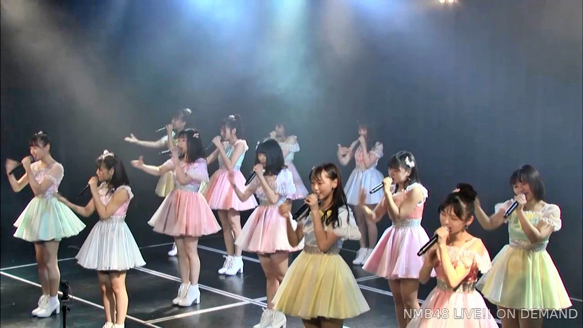 【NMB48】小嶋チームBⅡ公演のタイトルは「2番目のドア」に決定。