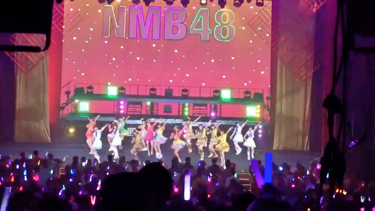 【NMB48】「近畿十番勝負2019」4月16日からの4公演に研究生の前座出演が決定。