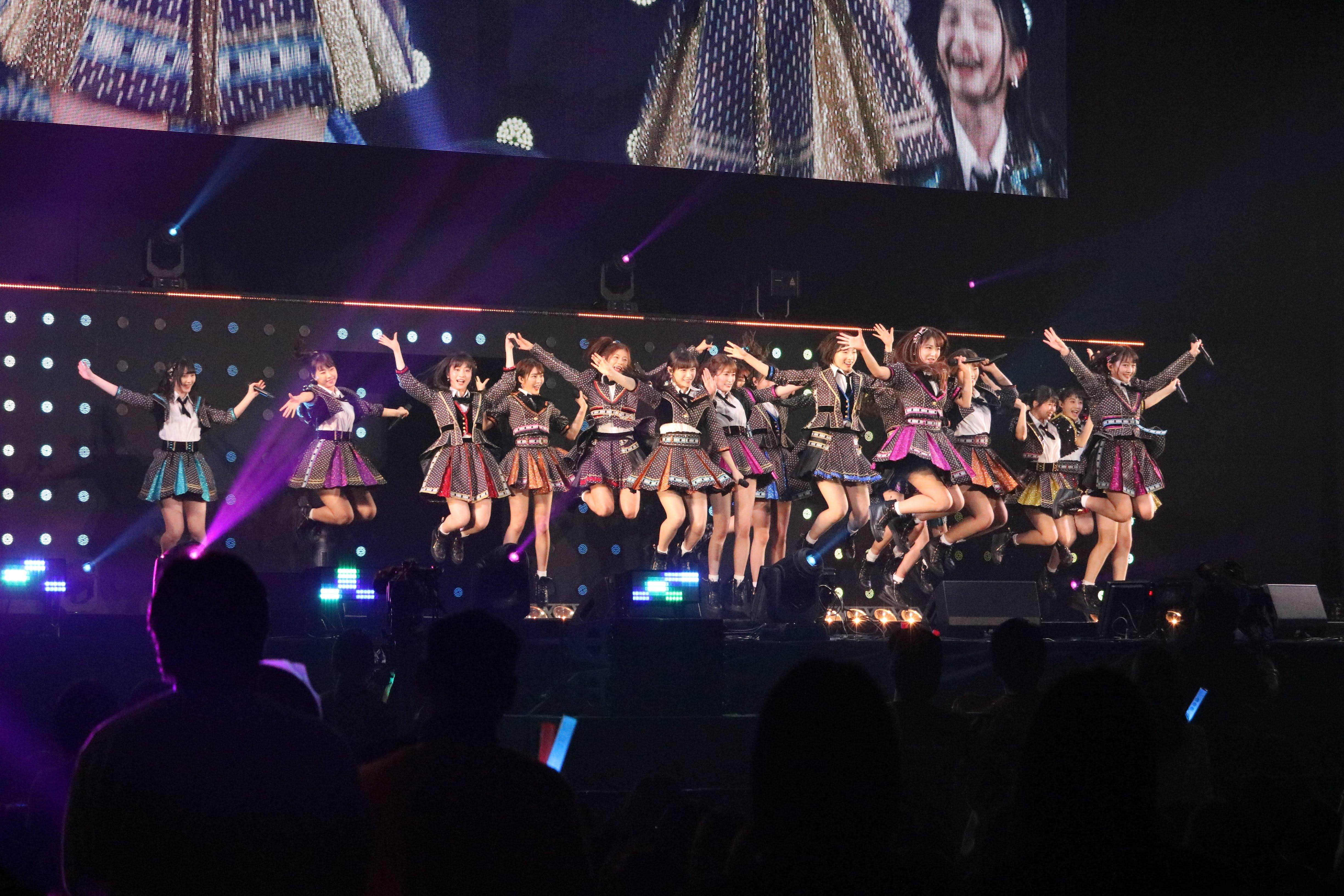 【NMB48】3月31日横浜アリーナ「TOKYO GIRLS MUJSIC FES.」メンバーSNS投稿とライブ画像。