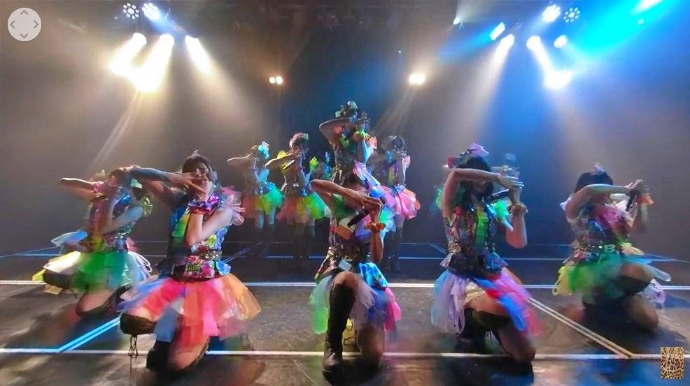 【NMB48】小嶋チームBⅡ「2番目のドア」公演から「法定速度と優越感」のVR動画が公開