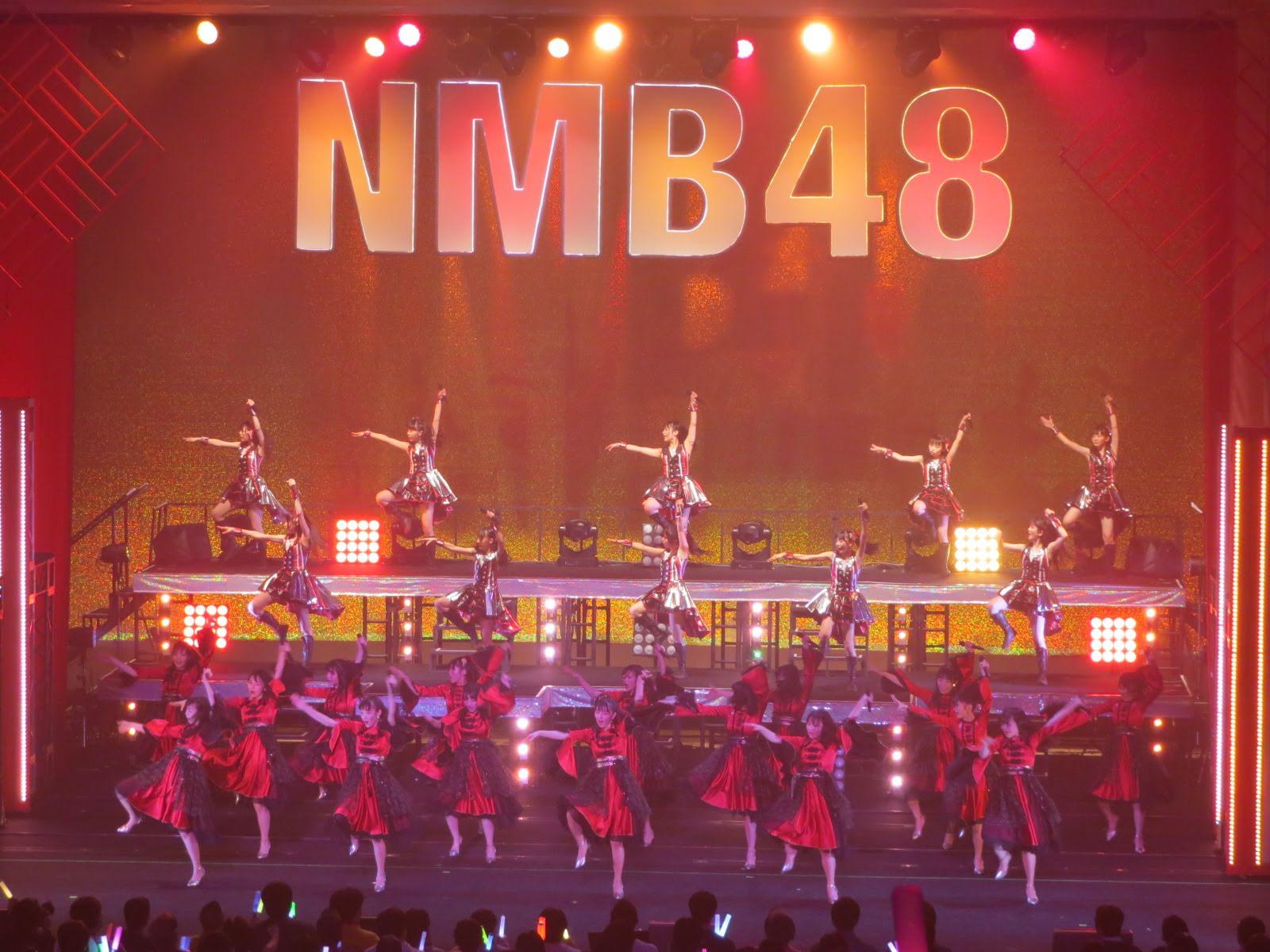 【NMB48】研究生出演・NMB48近畿十番勝負2019 @貝塚市民文化会館コスモシアターのセットリストと金子支配人Googleフォト投稿画像。