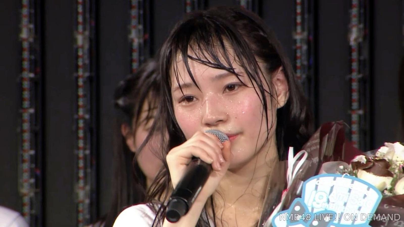 【NMB48】佐藤亜海19歳の生誕祭まとめ。自身を持って行動できる1年に【手紙・コメント全文有】