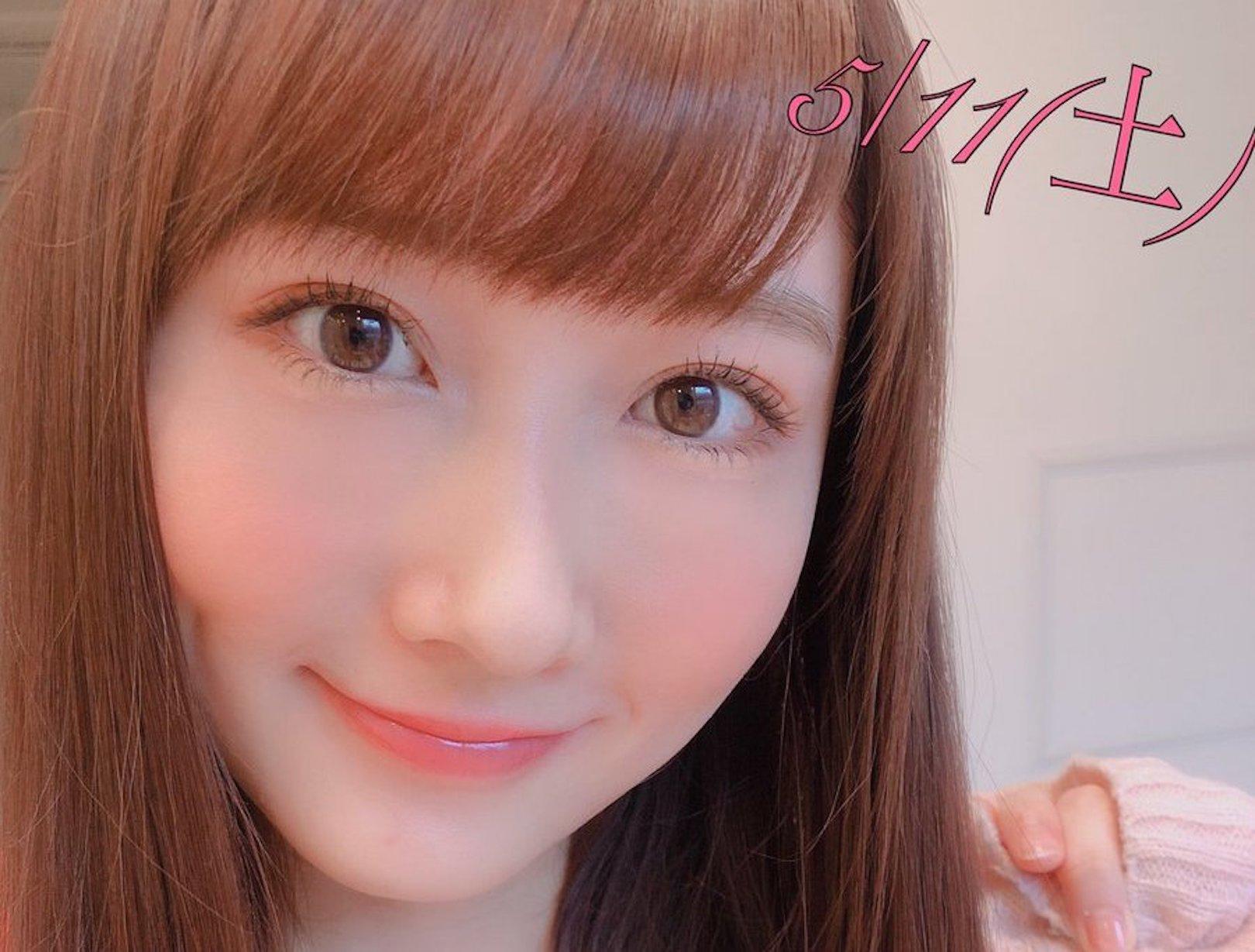 【矢倉楓子】ふぅちゃんが5月11日に赤坂で2部制のイベントを開催。