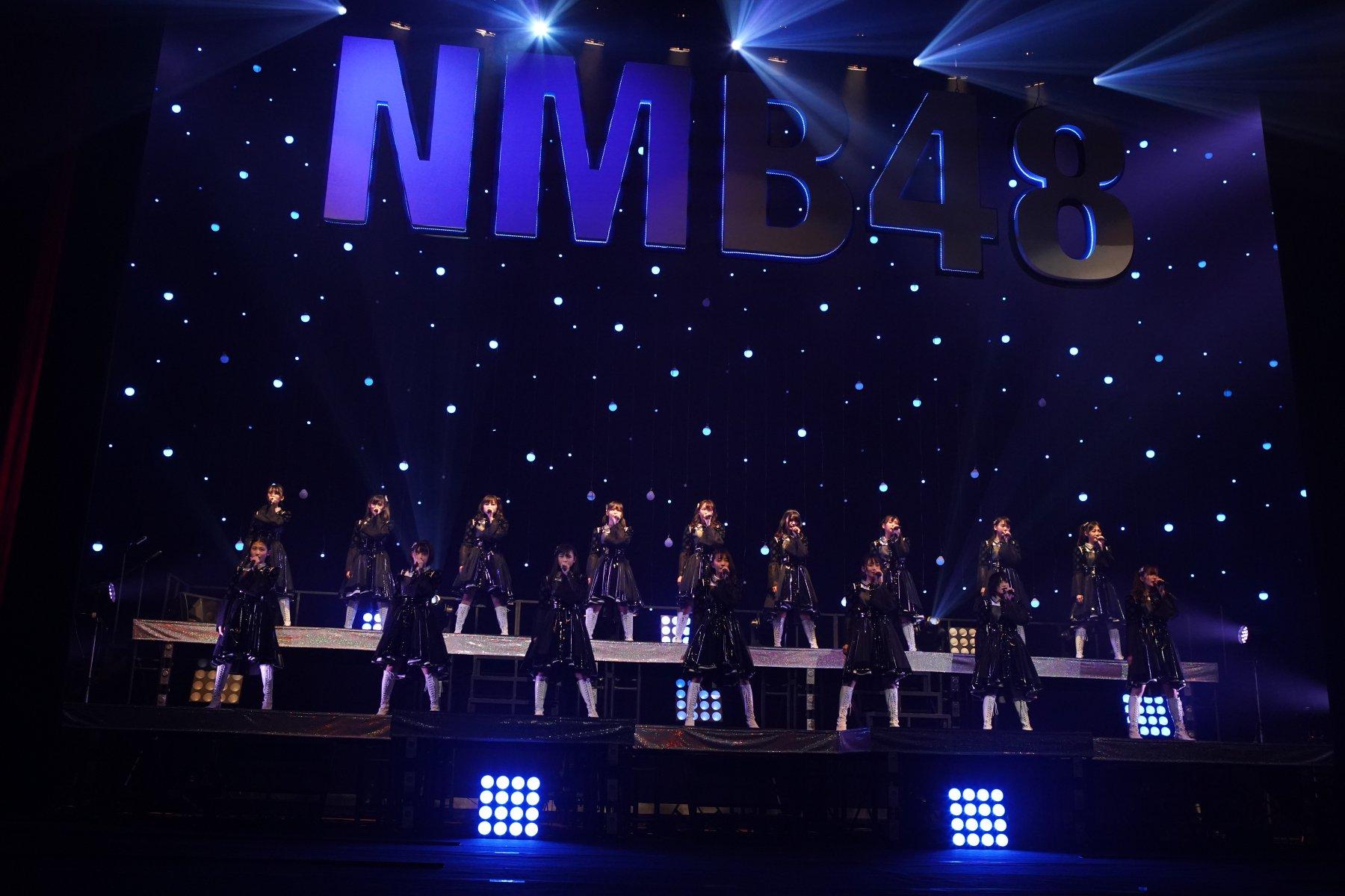 【NMB48】4月16日NMB48近畿十番勝負2019・チームBⅡ@神戸国際会館こくさいホールの画像
