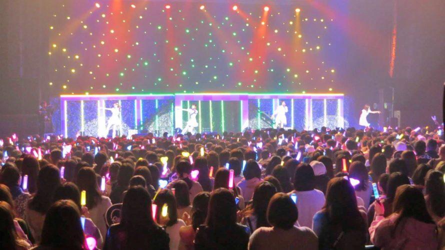 【NMB48】Queentet Spring LIVE 2019・金子支配人Googleフォト投稿画像など。