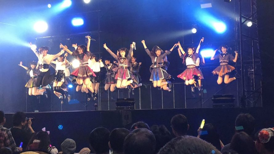 【NMB48】20thシングル「床の間正座娘」全国握手会ミニライブの様子など