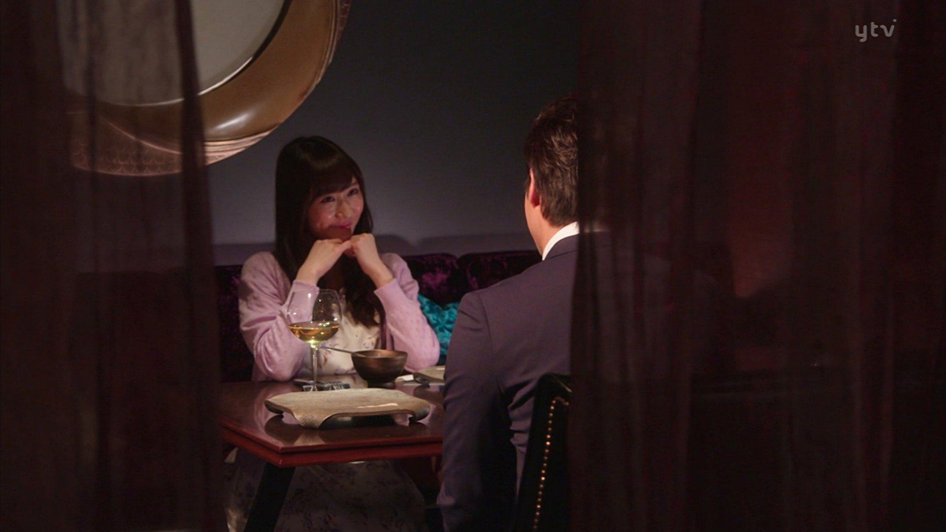【矢倉楓子】ドラマ「白衣の戦士」・ふぅちゃん出演シーンの画像。
