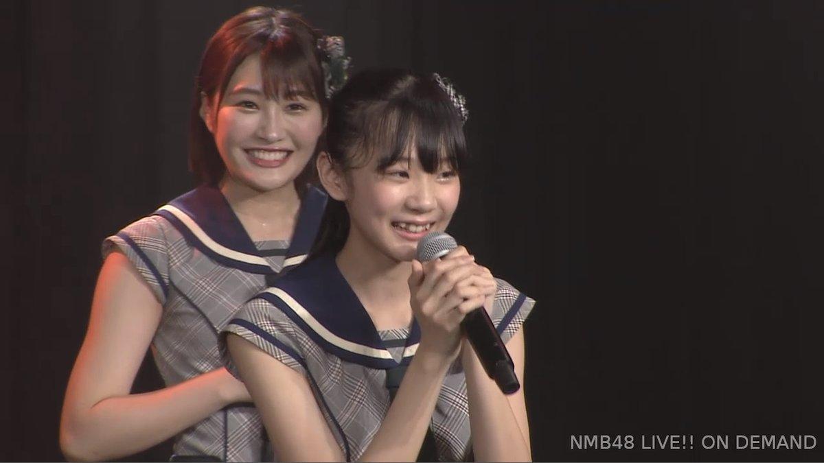 【大段結愛】ゆいちゃんが「誰かのために」初日でチーム公演デビュー。ユニットは「投げキッスで撃ち落せ!」に参加
