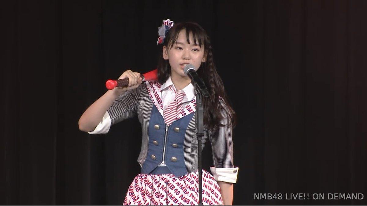 【NMB48】5/19夜公演の「なんば女学院 お笑い部」はモノボケに挑戦