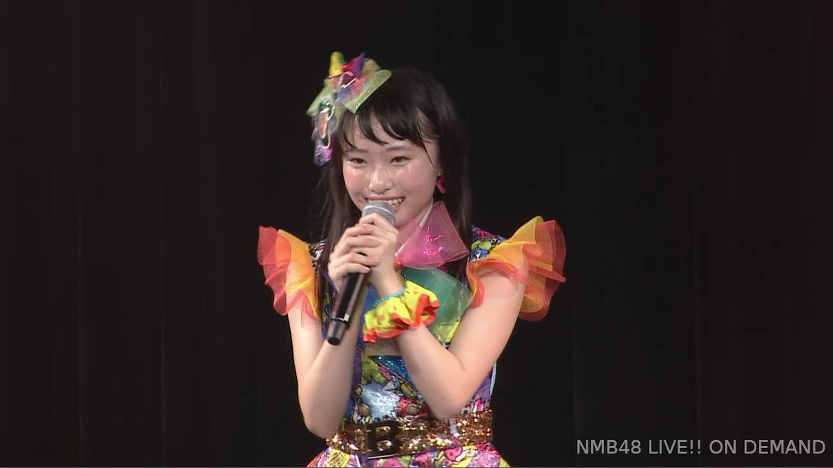 【北村真菜】まなてぃーがチームBⅡ「2番目のドア」公演初日でチーム公演デビュー。
