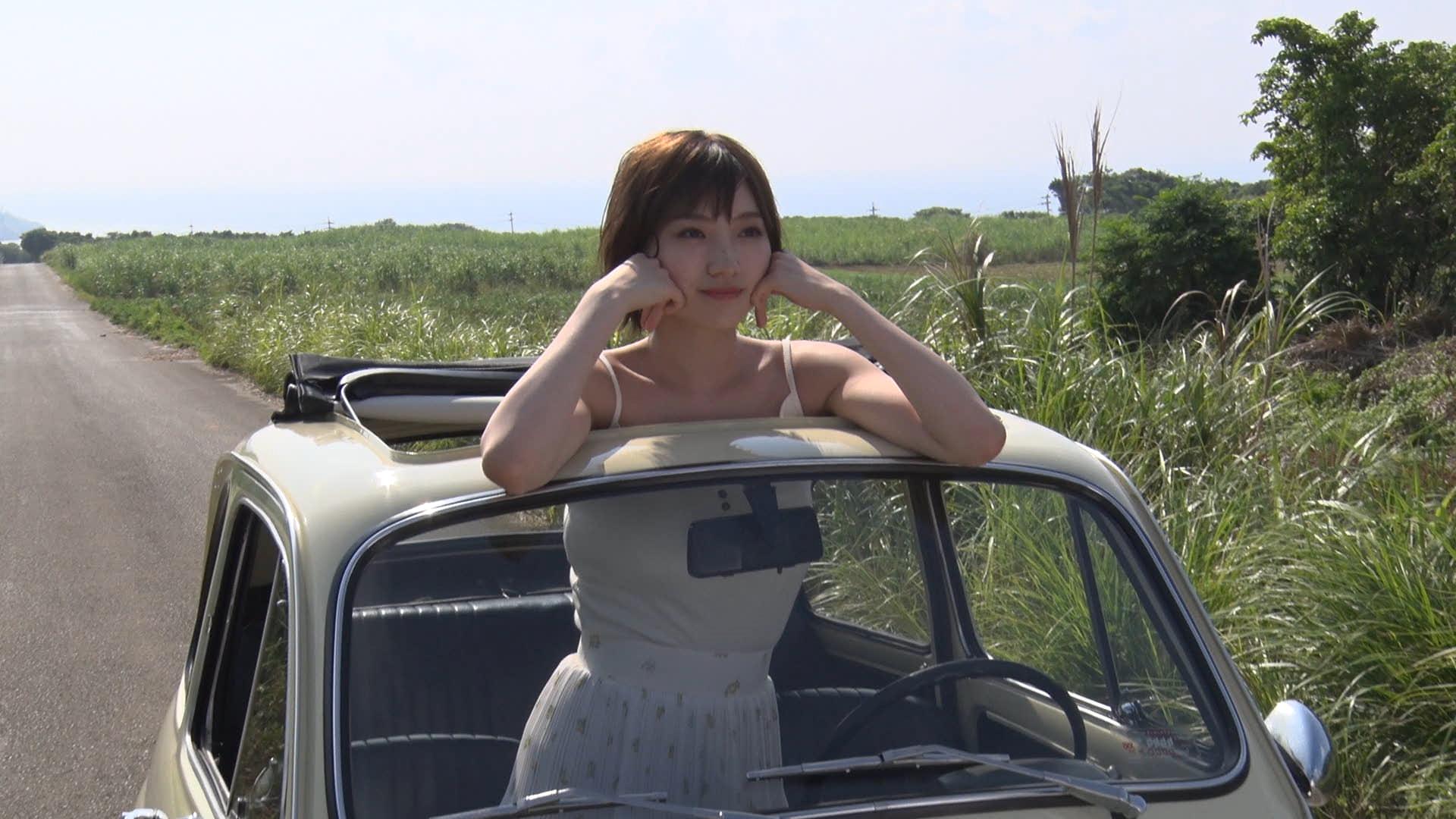 【太田夢莉】写真集「ノスタルチメンタル」のメイキング映像がBlu-ray&DVDで発売