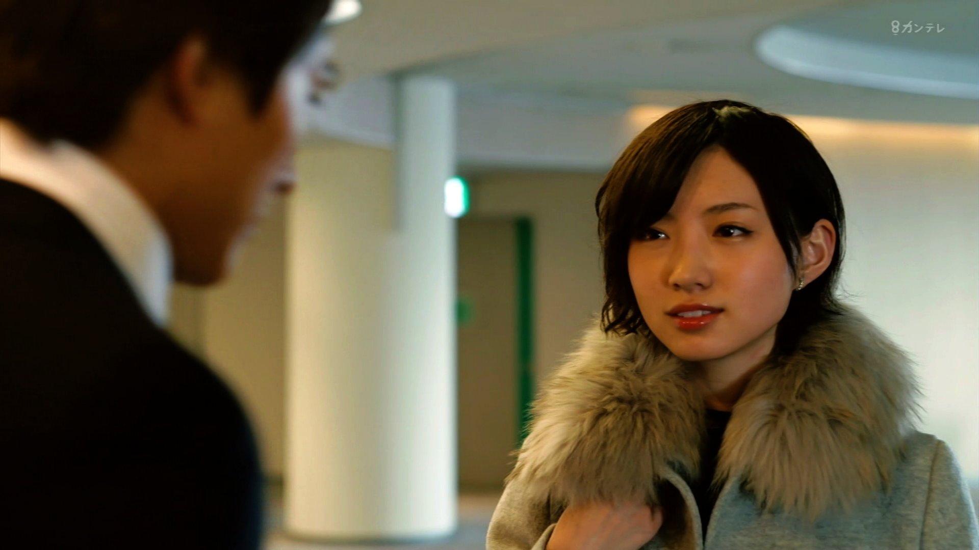 【太田夢莉】ゆーり出演「ミナミの帝王ZERO」♯6の画像。菜穂子と銀次郎が再会。