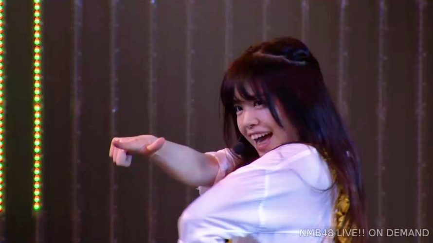 【小川結夏】ゆうかが「N Pride」公演初日。ユニットは「西瓜BABY」を担当