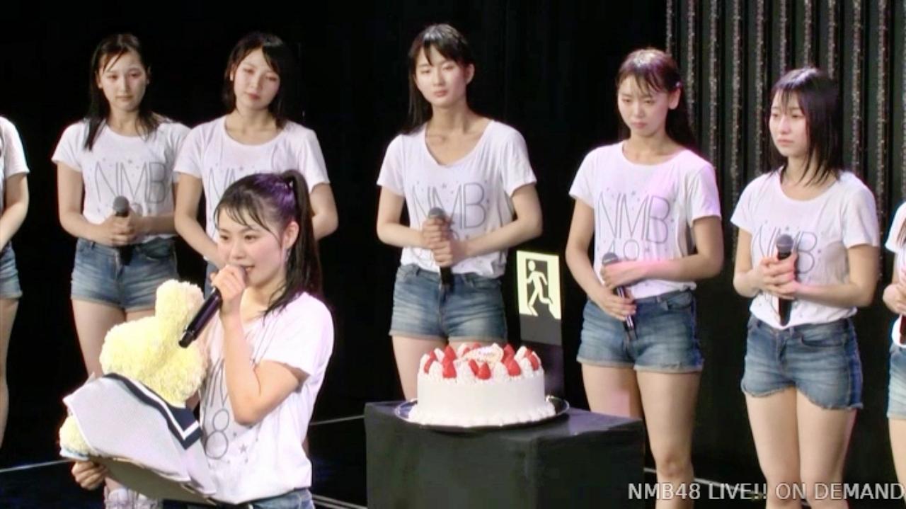 【NMB48】出口結菜18歳の生誕祭まとめ。皆さんの笑顔の源になれる様に【手紙・スピーチ全文有】