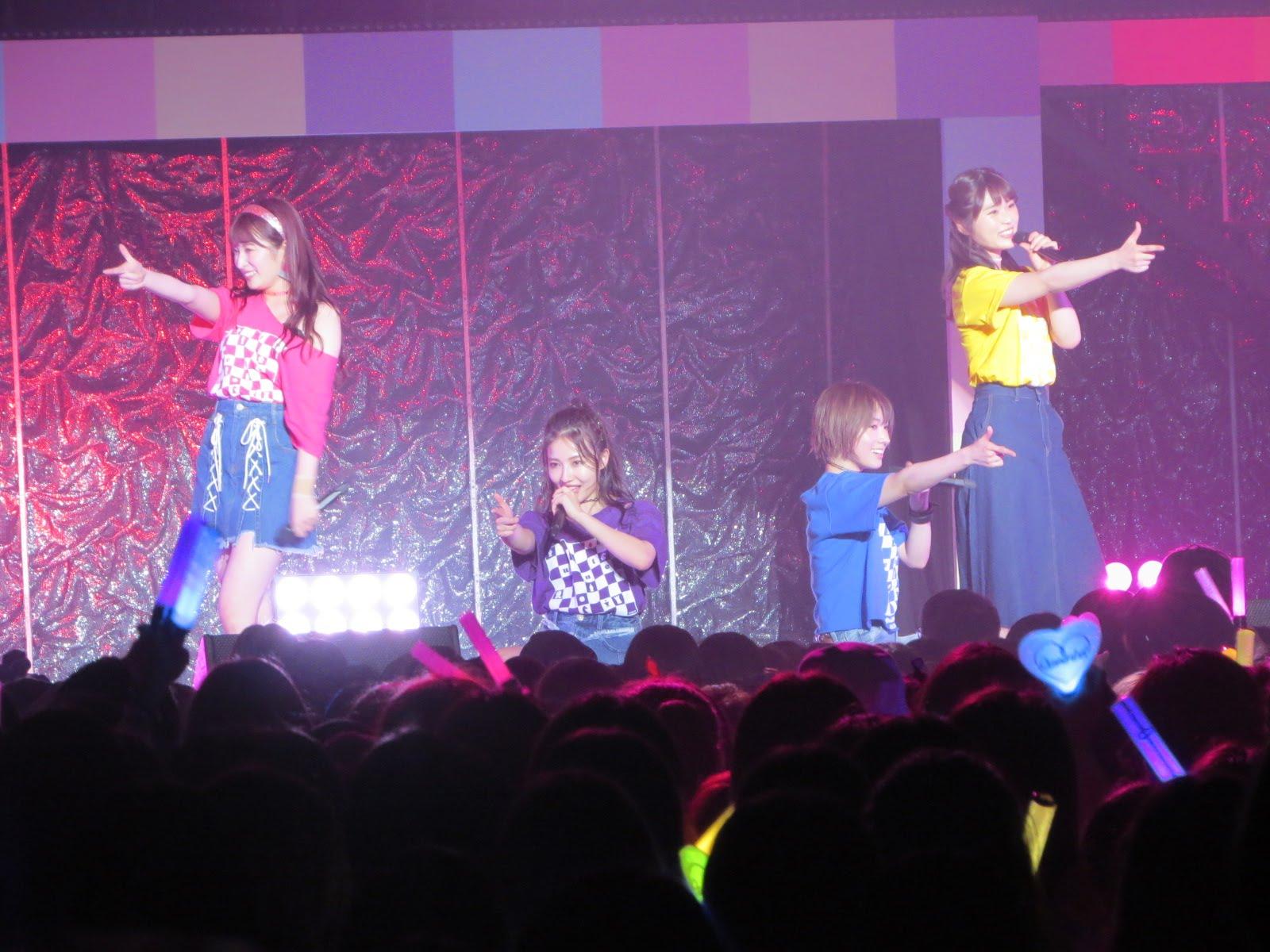 【NMB48】Queentet豊洲PIT公演のグーグルフォト画像とSNSなど。