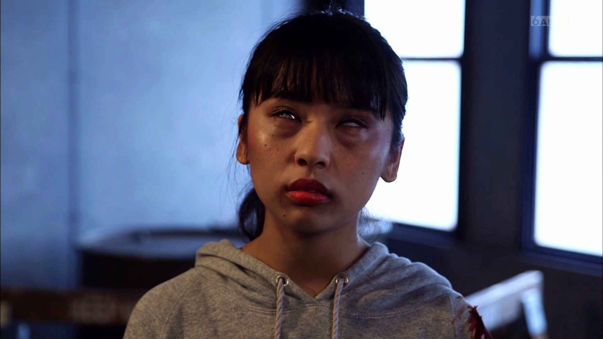 【村瀬紗英/川上千尋/山尾梨奈】6月9日放送「第1話」#8の画像。ゾンビドラマを作る。