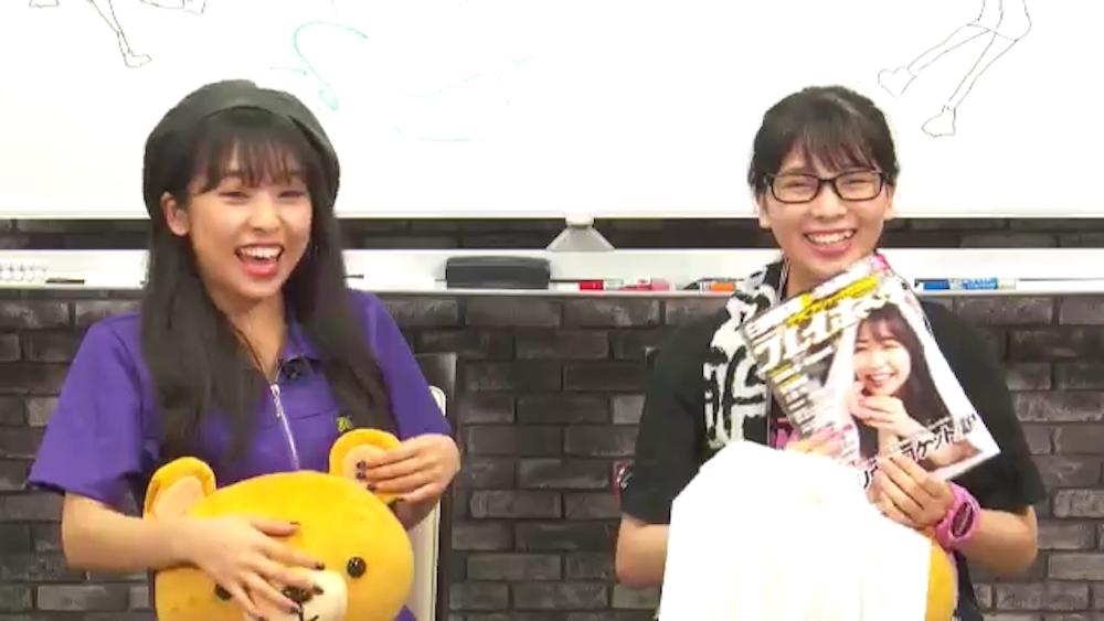 【山尾梨奈/安田桃寧】「NMB48のしゃべくりアワー」にニューキャラGPの「ようくん(5歳)」と「鬼龍院ヒダカ」が登場