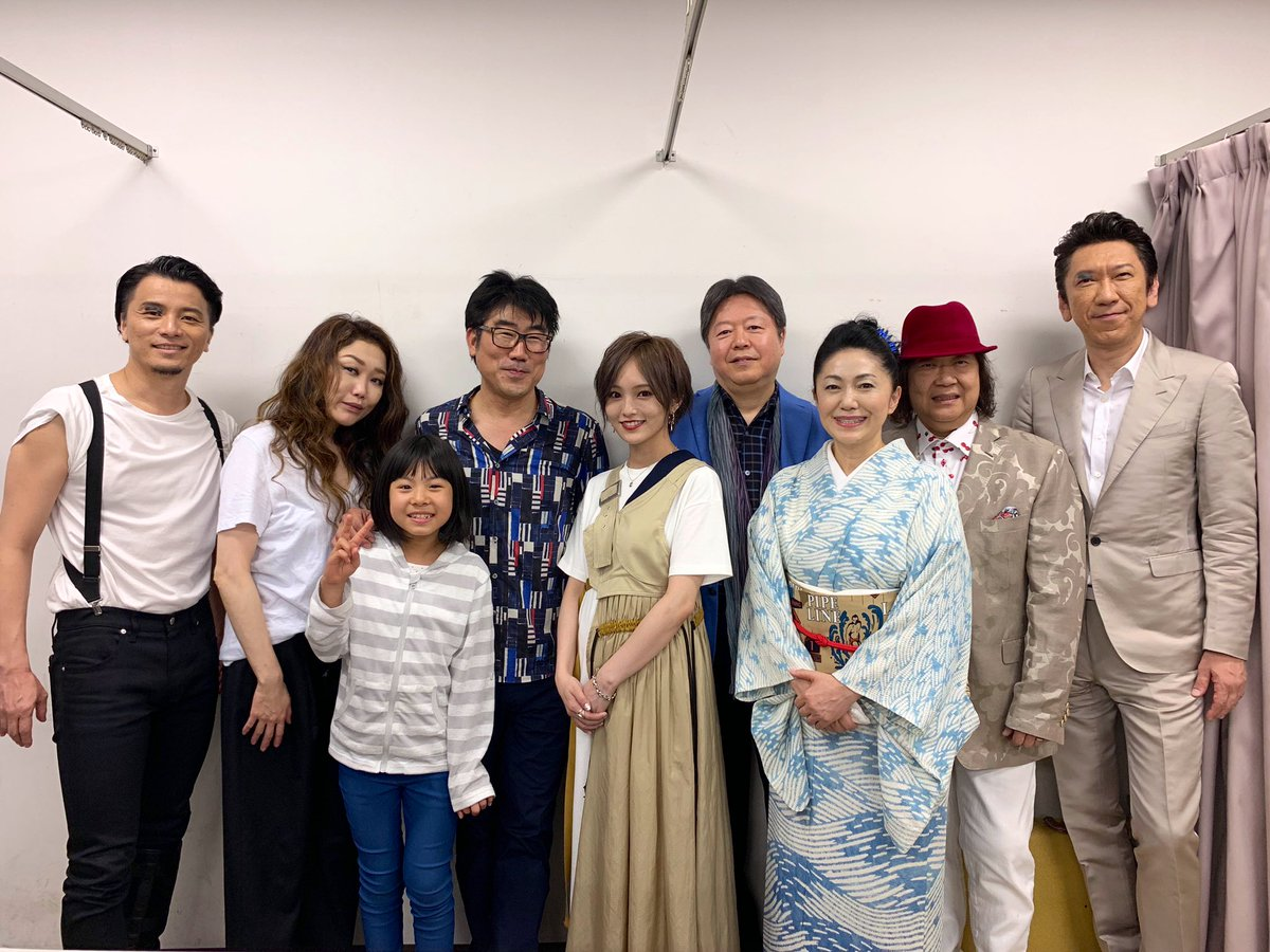 【山本彩】さや姉の日比谷音楽祭出演メンバーと撮った写真が凄い。