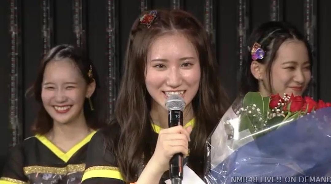 【NMB48】西澤瑠莉奈20歳の生誕祭まとめ。自分のペースで自分らしく【手紙・スピーチ全文掲載】
