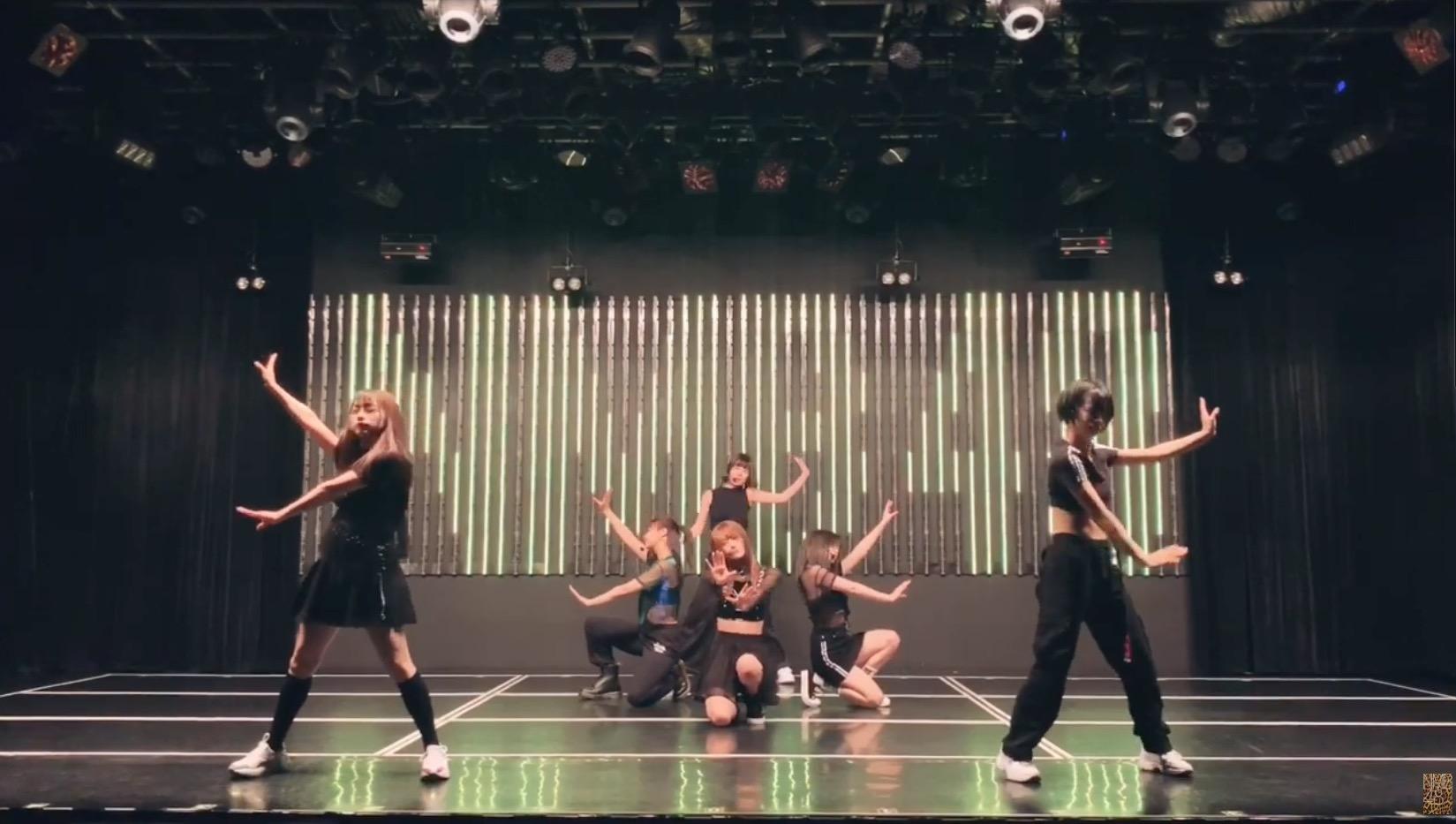 【NMB48】「野蛮な求愛」だんさぶる!バージョンの動画がYouTubeで公開