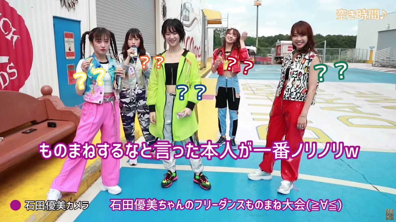 【NMB48】だんさぶる!You Tube NMB48公式チャンネル投稿動画まとめ。