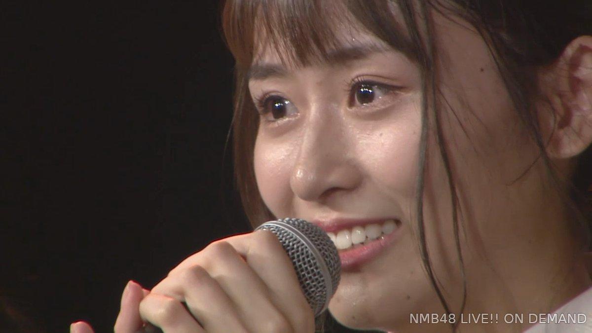 【内木志】ここちゃんがNMB48卒業を発表。一歩外へ出て自分の可能性にチャレンジしたい。【コメント全部掲載】