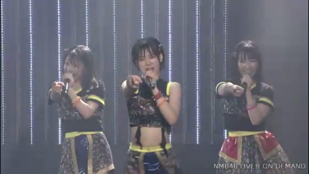 8月6日の劇場公演でNMB48「母校へ帰れ!」チームNバージョン初披露-011