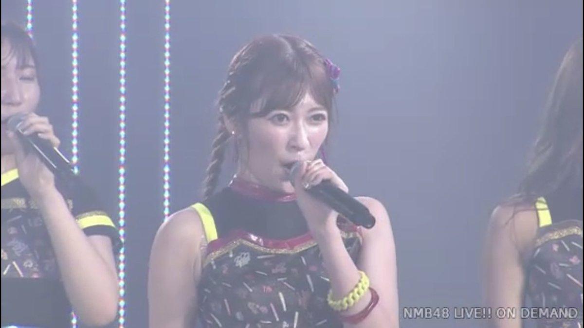 8月6日の劇場公演でNMB48「母校へ帰れ!」チームNバージョン初披露-017