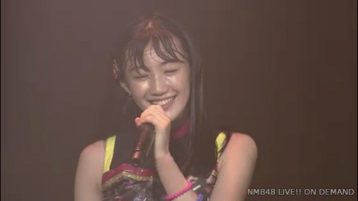 8月6日の劇場公演でNMB48「母校へ帰れ!」チームNバージョン初披露-035