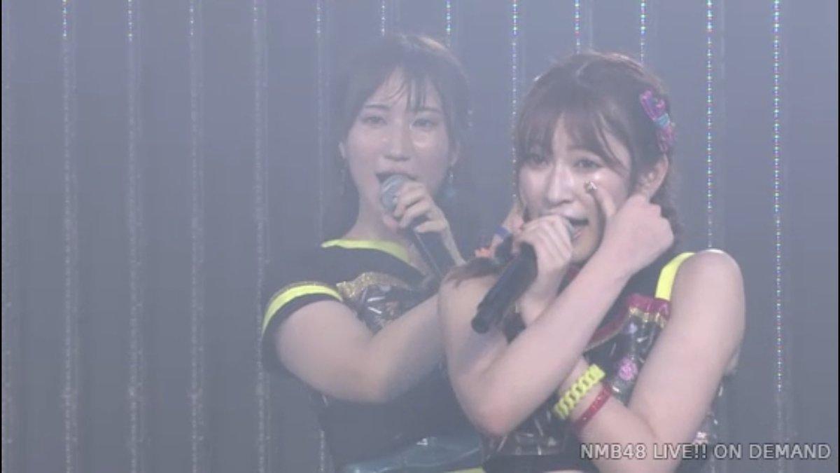 8月6日の劇場公演でNMB48「母校へ帰れ!」チームNバージョン初披露-039