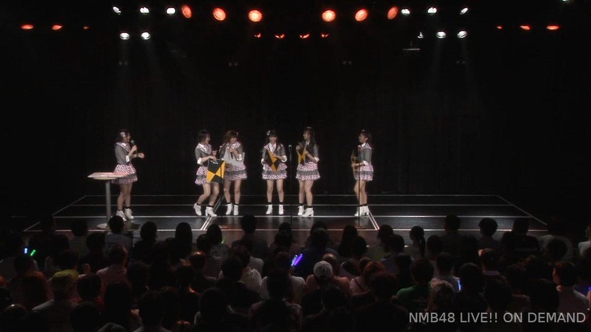 2019年8月12日の「難波愛」公演・なんば女学院お笑い部「NMB48大喜利」の画像-007