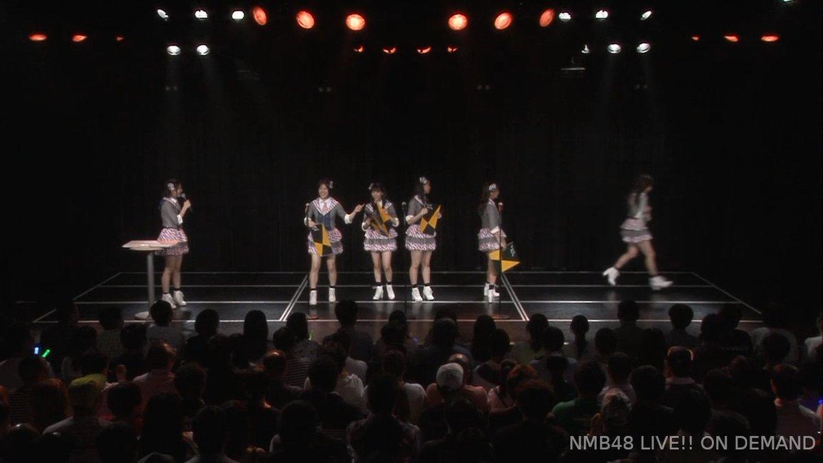 2019年8月12日の「難波愛」公演・なんば女学院お笑い部「NMB48大喜利」の画像-009