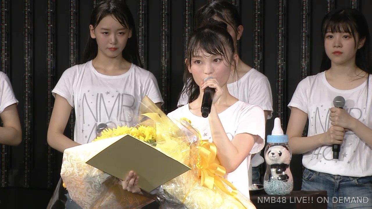 【NMB48】新澤菜央21歳の生誕祭まとめ。選抜とモデルを目指す【手紙・スピーチ全文掲載】