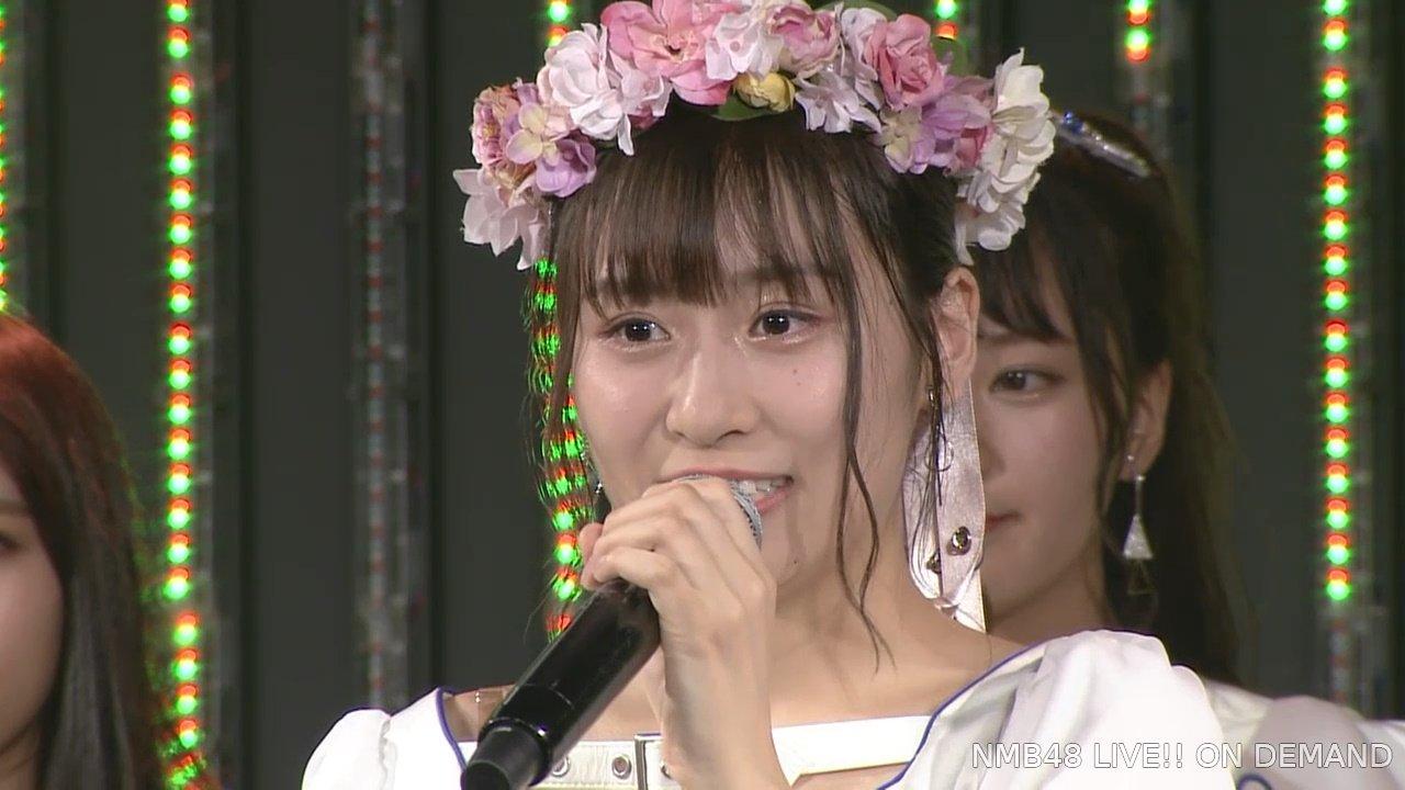 【NMB48】内木志卒業公演まとめ。女優を目指してまた皆さんと会えるように。【メッセージ全文掲載】