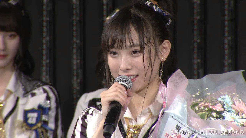 【NMB48】梅山恋和16歳の生誕祭まとめ。今年の目標は自分の代表曲をもらうこと【手紙・スピーチ全文掲載】