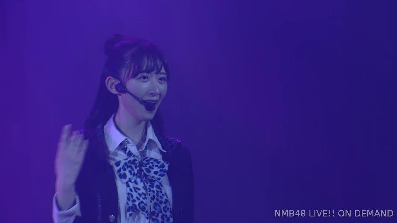 2019年8月27日NMB48研究生「夢は逃げない公演」で復帰した杉浦琴音の画像-018