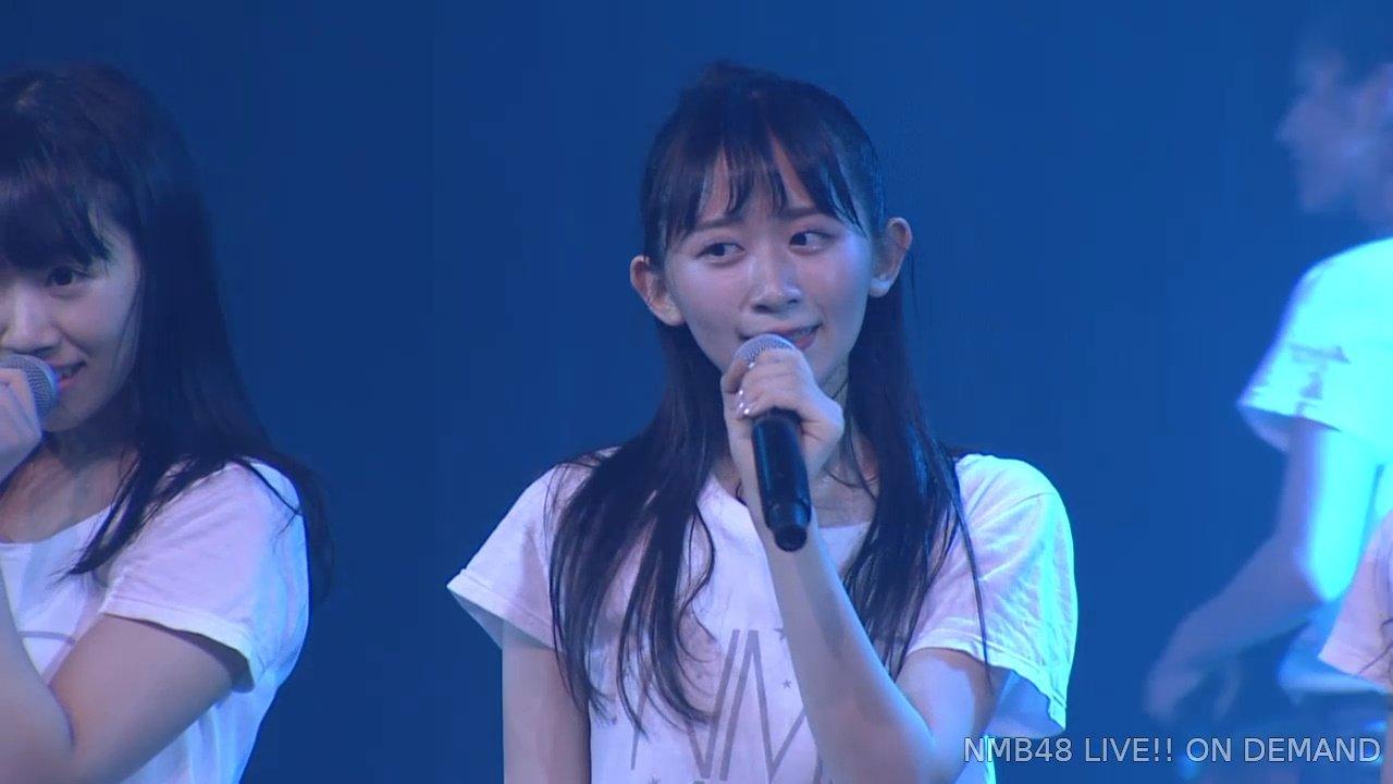 2019年8月27日NMB48研究生「夢は逃げない公演」で復帰した杉浦琴音の画像-059