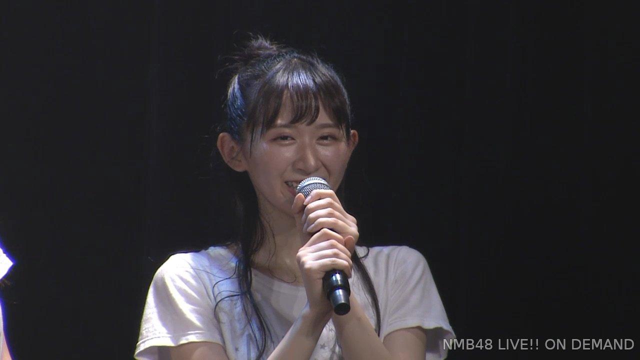 2019年8月27日NMB48研究生「夢は逃げない公演」で復帰した杉浦琴音の画像-068
