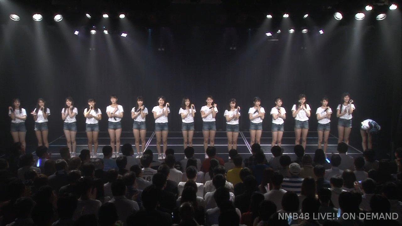 2019年8月27日NMB48研究生「夢は逃げない公演」で復帰した杉浦琴音の画像-070