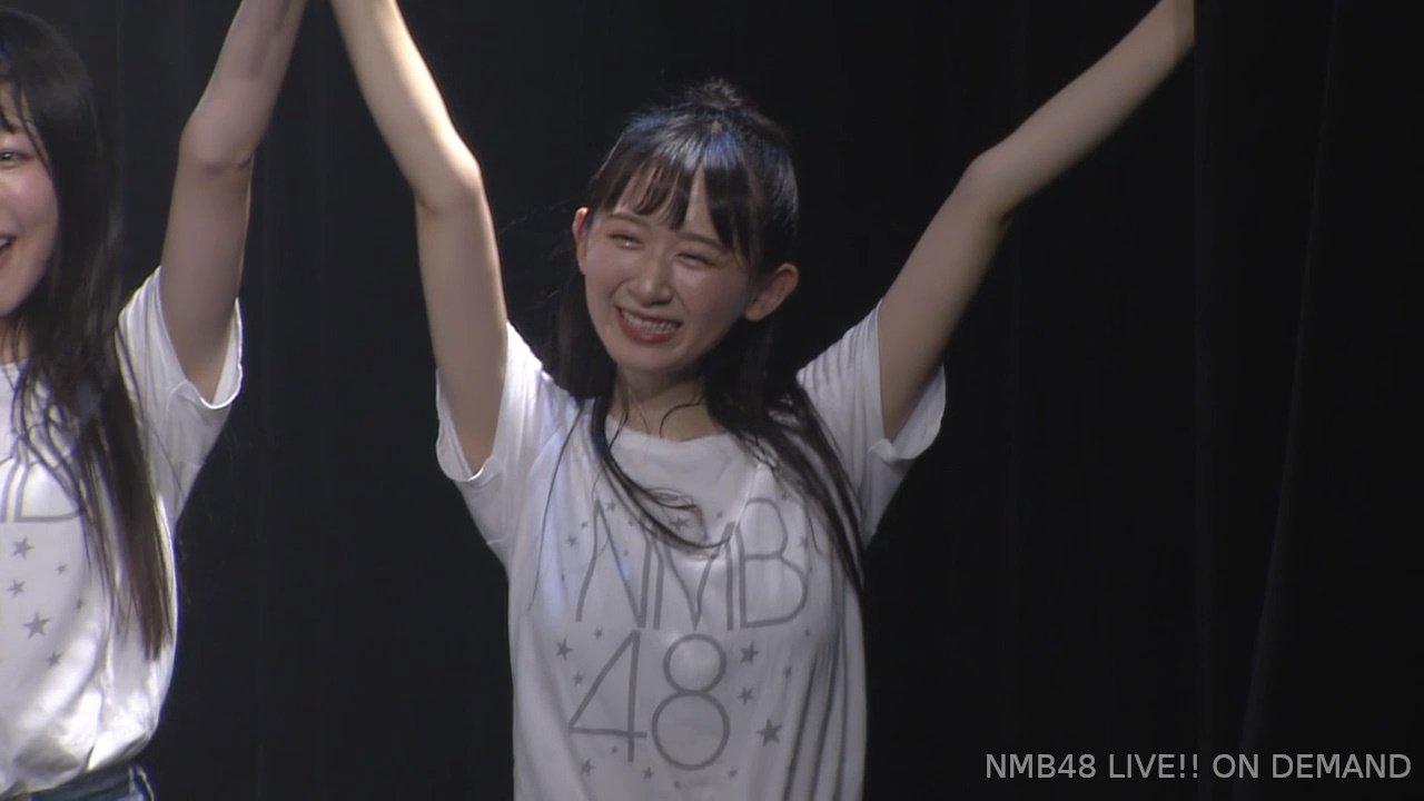 2019年8月27日NMB48研究生「夢は逃げない公演」で復帰した杉浦琴音の画像-097