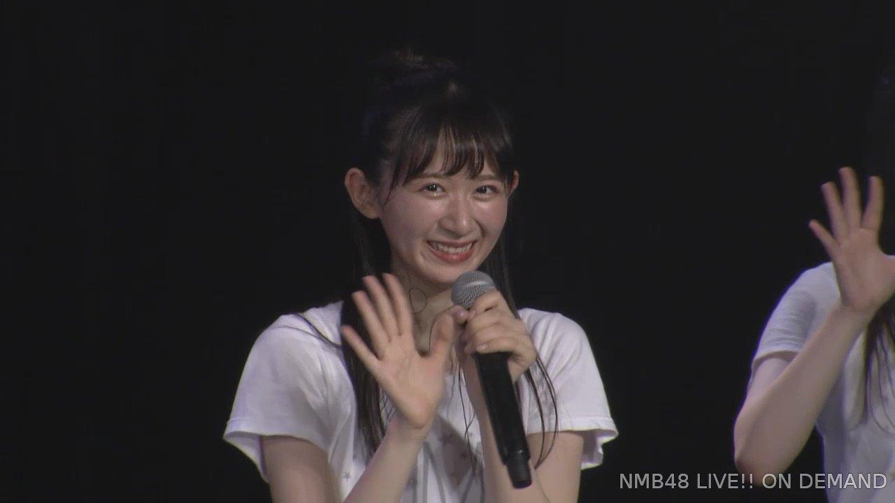 2019年8月27日NMB48研究生「夢は逃げない公演」で復帰した杉浦琴音の画像-099
