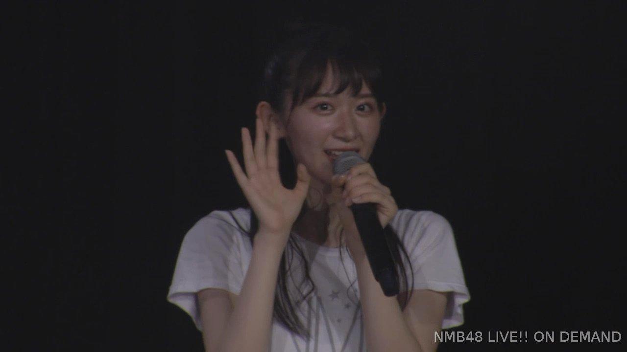 2019年8月27日NMB48研究生「夢は逃げない公演」で復帰した杉浦琴音の画像-101