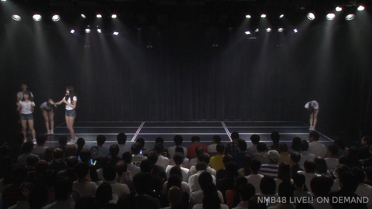 2019年8月27日NMB48研究生「夢は逃げない公演」で復帰した杉浦琴音の画像-103