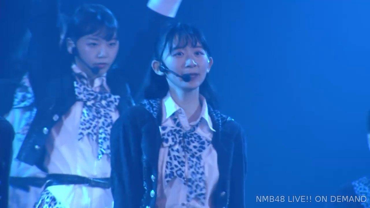 2019年8月27日NMB48研究生「夢は逃げない公演」で復帰した杉浦琴音の画像-020