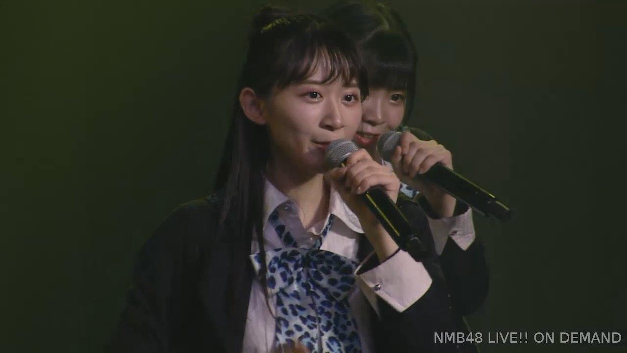 2019年8月27日NMB48研究生「夢は逃げない公演」で復帰した杉浦琴音の画像-027
